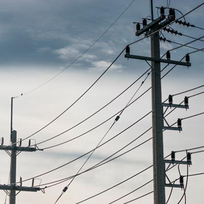 Imatge de pals d'electricitat